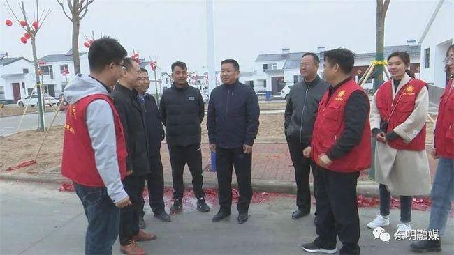 山东省东明县黄河滩区居民迁建安置工程沙窝